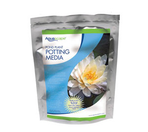 Aquascape Pond Plant Potting Media 10 Lbs - Aquatic Soil - Pond Plant Care - Part Number: 89002 - Aquascape Pond Supplies