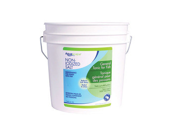 Aquascape Pond Salt 9 lb - Salt - Fish Care & Food - Part Number: 99417 - Aquascape Pond Supplies