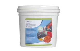 Aquascape Premium Fish Food Flakes – 200 g/7.2 oz – Fish Care & Food – Part Number: 81016 – Pond Supplies
