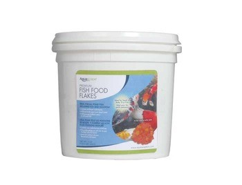 Aquascape Premium Fish Food Flakes - 200 g/7.2 oz - Fish Food - Fish Care & Food - Part Number: 81016 - Aquascape Pond Supplies
