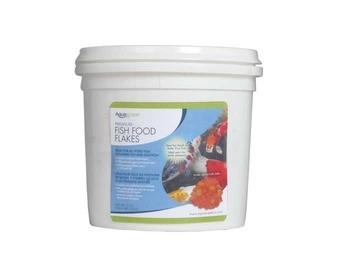 Aquascape Premium Fish Food Flakes - 200 g/7.2 oz - Fish Food - Fish Care & Food - Part Number: 81016 - Aquascape Pond Supplies