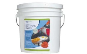 Aquascape Premium Fish Food Flakes - 450 g/15 oz - Fish Care & Food - Part Number: 81017 - Pond Supplies