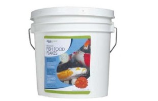 Aquascape Premium Fish Food Flakes – 450 g/15 oz – Fish Care & Food – Part Number: 81017 – Pond Supplies