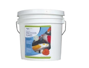 Aquascape Premium Fish Food Flakes - 450 g/15 oz - Fish Food - Fish Care & Food - Part Number: 81017 - Aquascape Pond Supplies