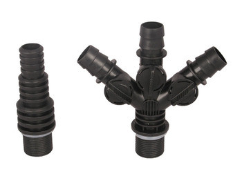 Aquascape Replacement Discharge Fitting Kit 1500/2000 GPH - Replacement Parts - Pond Pumps & Accessories - Part Number: 91057 - Aquascape Pond Supplies