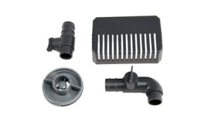 Aquascape Replacement Filter Screen and Fitting Kit 320 GPH - Pond Pumps & Accessories - Part Number: 91100 - Pond Supplies