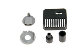 Aquascape Replacement Filter Screen and Fitting Kit 90 GPH - Pond Pumps & Accessories - Part Number: 91098 - Pond Supplies