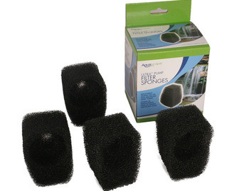 Aquascape replacement filter sponge kit 800 gph pond for Pond filter accessories