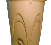 Aquascape Sandstone Rain Barrel - Rainwater Harvesting - Part Number: 98767 - Pond Supplies