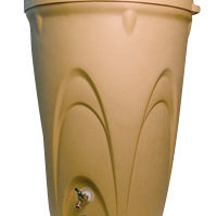 Aquascape Sandstone Rain Barrel – Rainwater Harvesting – Part Number: 98767 – Pond Supplies