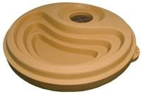 Aquascape Sandstone Rain Barrel - Rain Barrels - Rainwater Harvesting - Aquascape Pond Supplies - Part Number: 98767