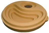 Aquascape Sandstone Rain Barrel - Rainwater Harvesting - Promo Items - Aquascape Pond Supplies - Part Number: 98767
