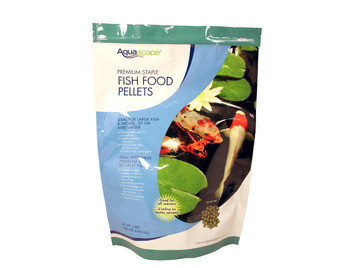 Aquascape Staple Fish Food Pellets 2kg - Fish Food - Fish Care & Food - Part Number: 98869 - Aquascape Pond Supplies