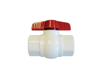 """Aquascape Threaded Ball Valve 1"""" - Valves - Pipe and Pond Plumbing - Part Number: 99194 - Aquascape Pond Supplies"""
