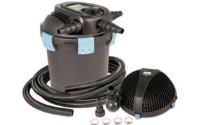 Aquascape UltraKleanT 1500 Filtration Kit - Pond Filtration - Part Number: 95058 - Pond Supplies