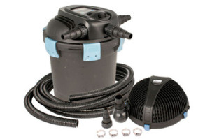 Aquascape UltraKleanT 1500 Filtration Kit – Pond Filtration – Part Number: 95058 – Pond Supplies