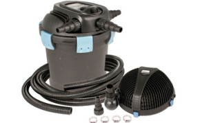Aquascape UltraKleanT 2500 Filtration Kit - Pond Filtration - Part Number: 95059 - Pond Supplies