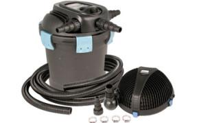 Aquascape UltraKleanT 2500 Filtration Kit - Pond Filtration - Part Number: 95059 - Pond Supplies