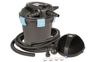 Aquascape UltraKleanT 2500 Filtration Kit – Pond Filtration – Part Number: 95059 – Pond Supplies