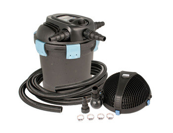 Aquascape UltraKleanT 2500 Filtration Kit - UltraKlean - Pond Filtration - Part Number: 95059 - Aquascape Pond Supplies