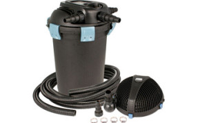 Aquascape UltraKleanT 3500 Filtration Kit - Pond Filtration - Part Number: 95060 - Pond Supplies