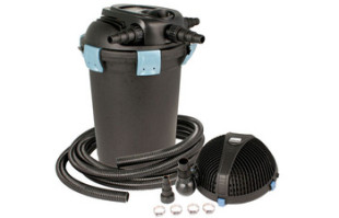 Aquascape UltraKleanT 3500 Filtration Kit – Pond Filtration – Part Number: 95060 – Pond Supplies