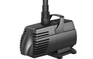 Aquascape UltraT Pump 1100 GPH – Pond Pumps & Accessories – Part Number: 91008 – Pond Supplies