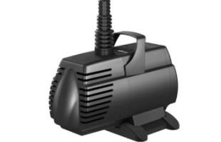 Aquascape UltraT Pump 1500 GPH – Pond Pumps & Accessories – Part Number: 91009 – Pond Supplies