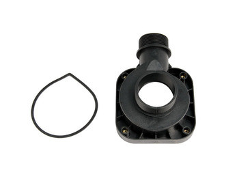 Aquascape Water Chamber Cover and O-Ring Kit 4000-8000 GPH - Replacement Parts - Pond Pumps & Accessories - Part Number: 45014 - Aquascape Pond Supplies