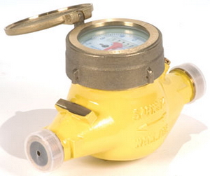 Aquascape Water Meter - Water Meters - Pipe and Pond Plumbing - Part Number: 29154 - Aquascape Pond Supplies
