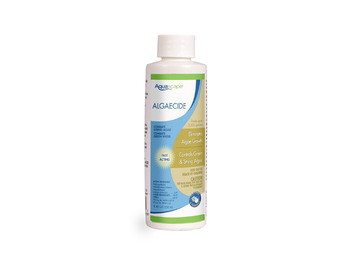 Aquascape Algaecide - 250 ml/8.5 oz - Algae Control - Water Treatments - Part Number: 96022 - Aquascape Pond Supplies