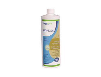 Aquascape Algaecide - 500 ml/16.9 oz - Algae Control - Water Treatments - Part Number: 96023 - Aquascape Pond Supplies