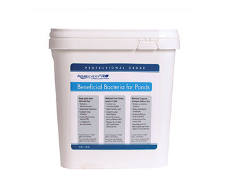 Aquascape AquascapePRO® Beneficial Bacteria/Dry - 9 lb - Beneficial Bacteria - Water Treatments - Part Number: 30407 - Aquascape Pond Supplies