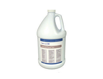 Aquascape AquascapePRO® Natural Pond Tint/Liquid - 1 gal - Pond Tint - Water Treatments - Part Number: 30411 - Aquascape Pond Supplies