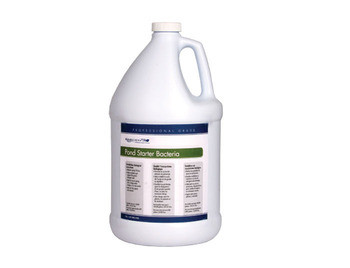 Aquascape AquascapePRO® Pond Starter Bacteria/Liquid - 1 gal - Pond Starter - Water Treatments - Part Number: 40011 - Aquascape Pond Supplies