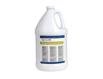 Aquascape AquascapePRO® Sludge Cleaner/Liquid - 1 gal - Sludge Cleaner - Water Treatments - Part Number: 30408 - Aquascape Pond Supplies
