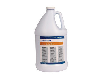 Aquascape AquascapePRO® Pond Detoxifier/Liquid - 1 gal - Pond Detoxifier - Water Treatments - Part Number: 30410 - Aquascape Pond Supplies