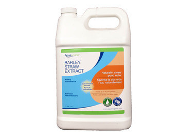 Aquascape Barley Straw Extract - 4 ltr/1.1 gal - Barley Extract - Water Treatments - Part Number: 96012 - Aquascape Pond Supplies
