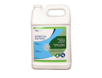 Aquascape Beneficial Bacteria for Ponds/Liquid - 4 Ltr/1.1 gal - Beneficial Bacteria - Water Treatments - Part Number: 98885 - Aquascape Pond Supplies