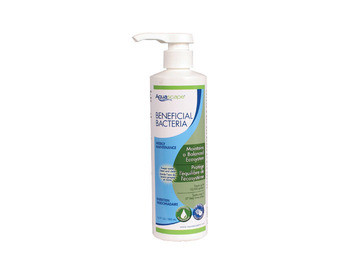Aquascape Beneficial Bacteria for Ponds/Liquid - 500 ml/16.9 oz - Beneficial Bacteria - Water Treatments - Part Number: 98887 - Aquascape Pond Supplies