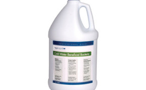 Aquascape Cold Water Beneficial Bacteria/Liquid - 4 Ltr/1.1 gal - Water Treatments - Part Number: 98895 - Pond Supplies