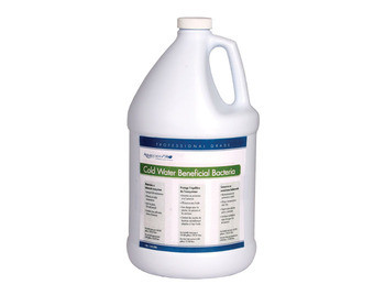 Aquascape Cold Water Beneficial Bacteria/Liquid - 4 Ltr/1.1 gal - Beneficial Bacteria - Water Treatments - Part Number: 98895 - Aquascape Pond Supplies