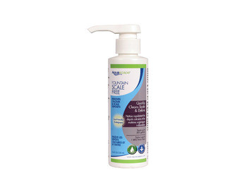Aquascape Fountain Scale Free - 250 ml/8.5 oz - Water Feature Products - Water Treatments - Part Number: 98907 - Aquascape Pond Supplies