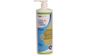 Aquascape Pond & Debris Clarifier/Liquid - 1 ltr/33.8 oz - Water Treatments - Part Number: 96005 - Pond Supplies
