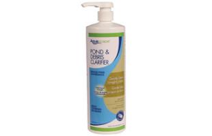 Aquascape Pond & Debris Clarifier/Liquid – 1 ltr/33.8 oz – Water Treatments – Part Number: 96005 – Pond Supplies