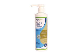 Aquascape Pond & Debris Clarifier/Liquid – 500 ml/16.9 oz – Water Treatments – Part Number: 96003 – Pond Supplies