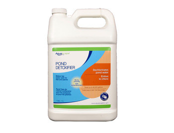 Aquascape Pond Detoxifier - 4 ltr/1.1 gal - Pond Detoxifier - Water Treatments - Part Number: 96010 - Aquascape Pond Supplies