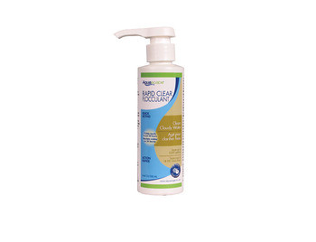 Aquascape Rapid Clear - 250 ml/8.5 oz - Flocculant - Water Treatments - Part Number: 98879 - Aquascape Pond Supplies