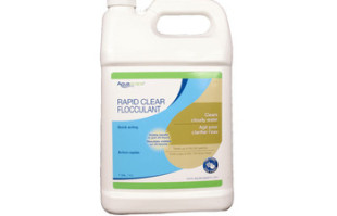 Aquascape Rapid Clear – 4 ltr/1.1 gal – Water Treatments – Part Number: 96007 – Pond Supplies