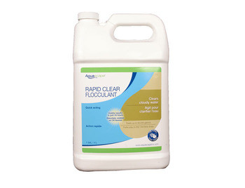 Aquascape Rapid Clear - 4 ltr/1.1 gal - Flocculant - Water Treatments - Part Number: 96007 - Aquascape Pond Supplies